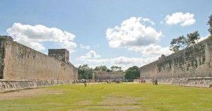 Campo de Pelota Pok ta Pok, Chichén Itzá
