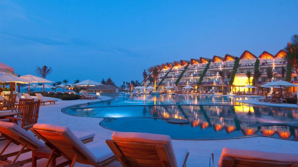 Grande Velas, uno de los hoteles más exclusivos en la Riviera Maya