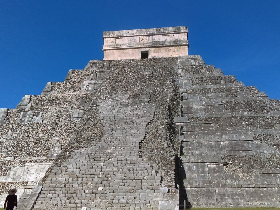Piramide Azteca Mexico