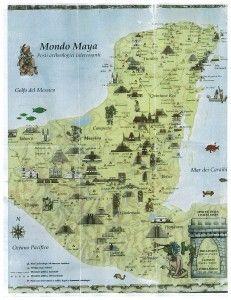 area maya