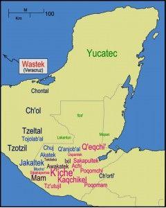 Dialectos Mayas