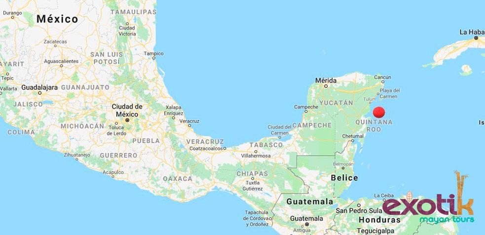 clima riviera maya