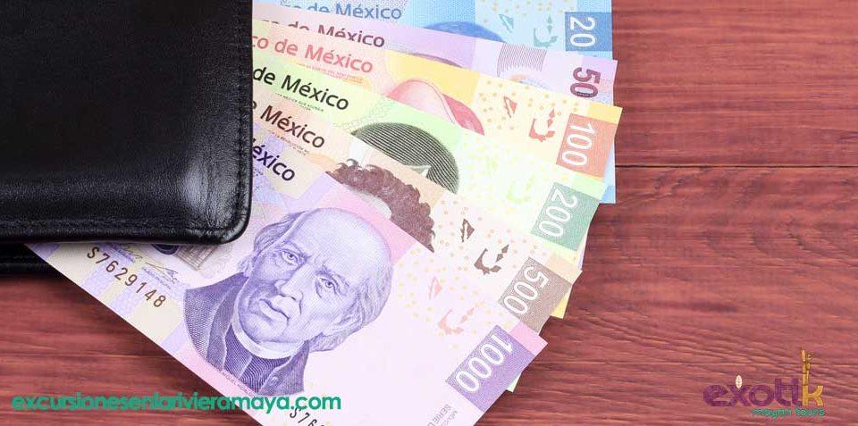 moneda riviera maya