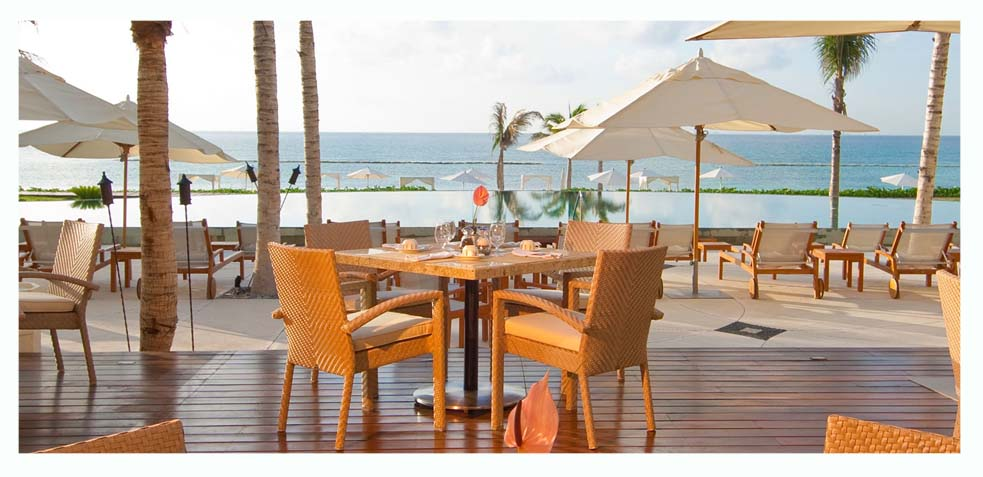 restaurantes en riviera maya
