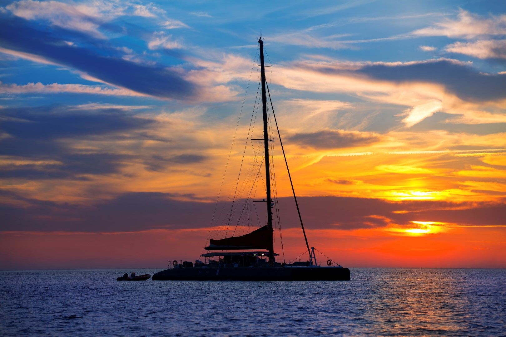 Tour en catamarán a isla mujeres