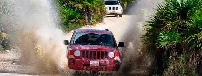 jeep sian kaan riviera maya