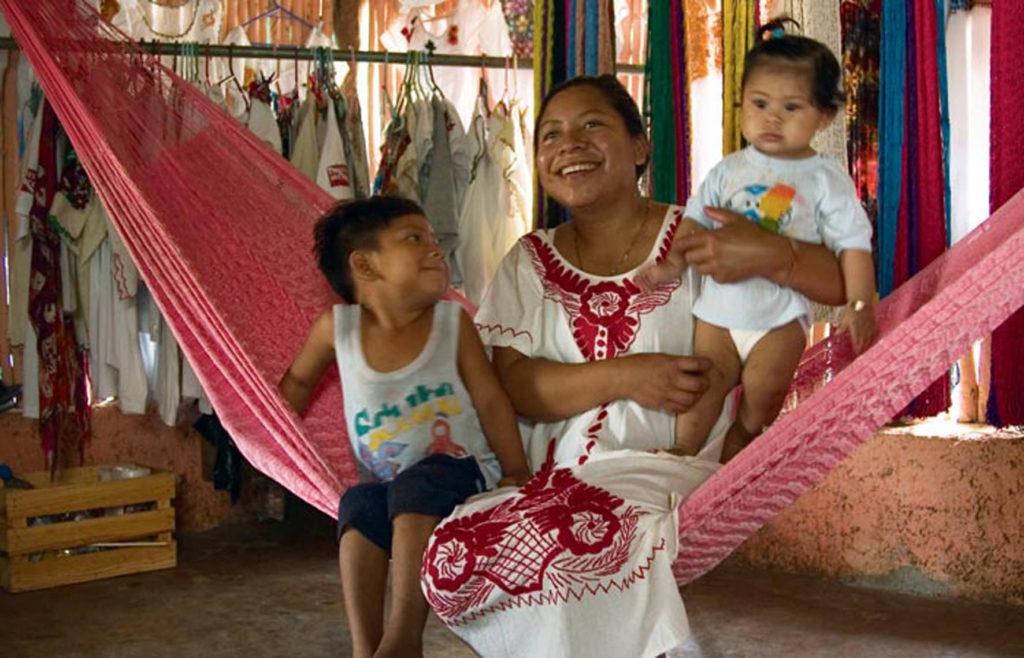 familia-hamaca-yucateca