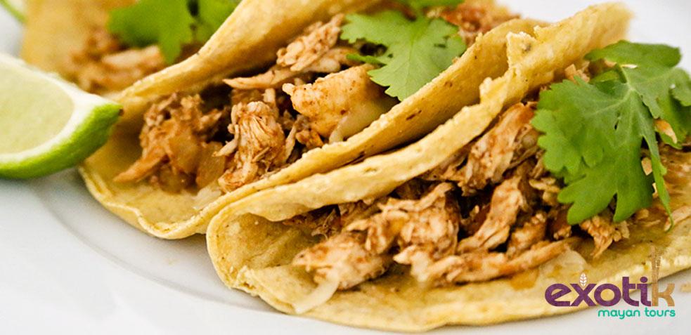tipos de tacos mexicanos