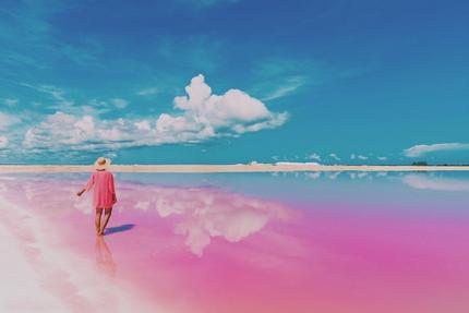 Un paseo por las coloradas de yucatan