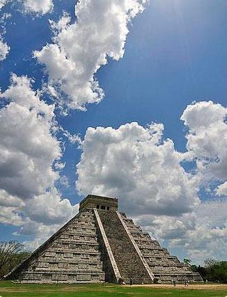 visitar cobá y chichen itza en la riviera maya