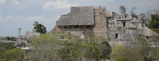 ek balam en Riviera Maya