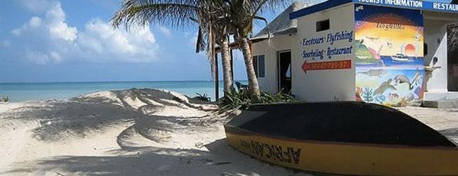 Punta Allen en la Riviera Maya