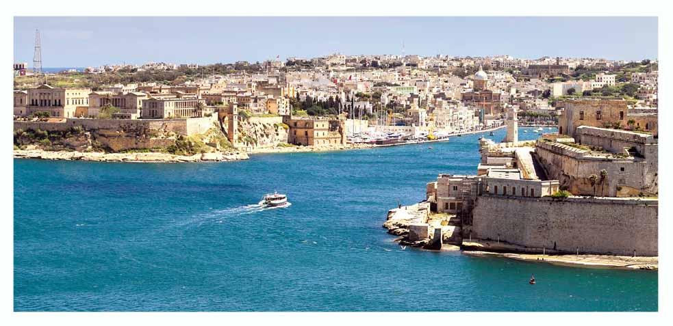 Malta destino de vacaciones de fin de curso