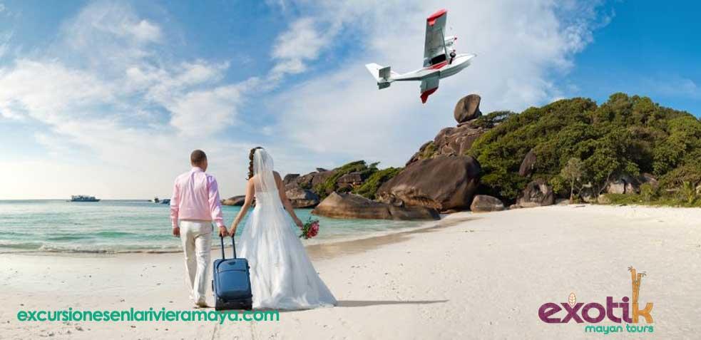 destinos viajes de novios en el mundo