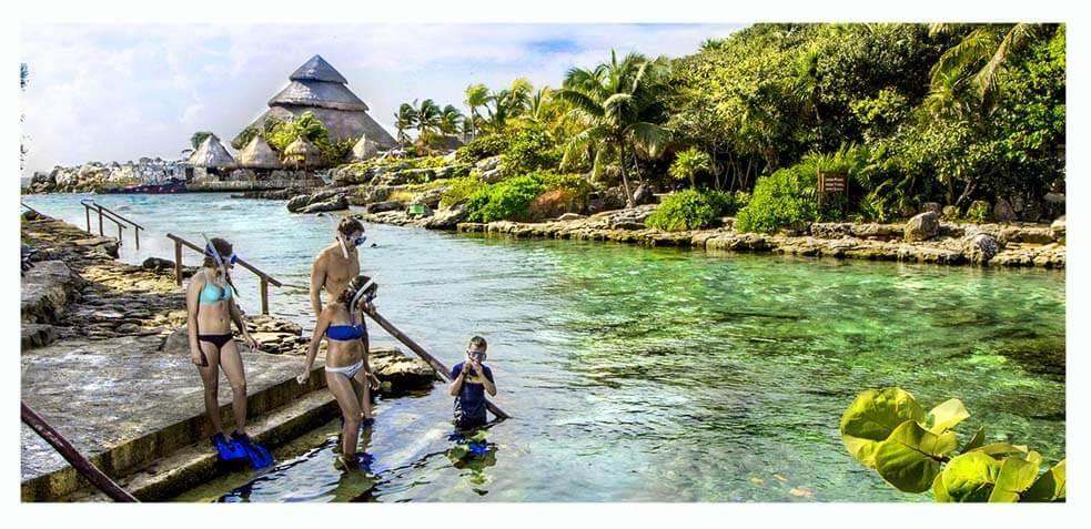 parques temáticos en México dedicados al agua