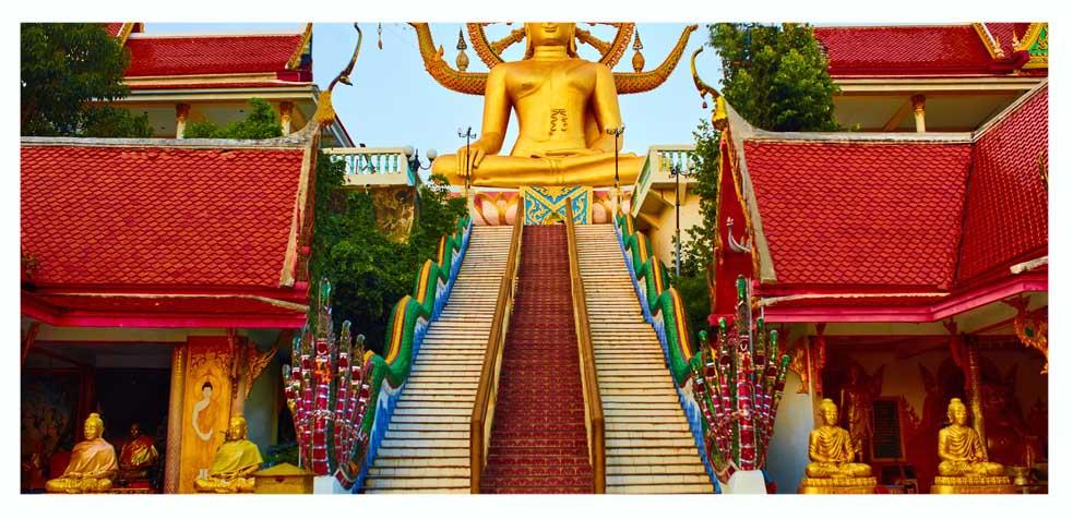 qué visitar en tailandia