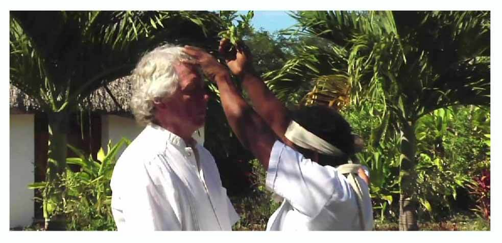 ceremonia maya dedicada al maíz
