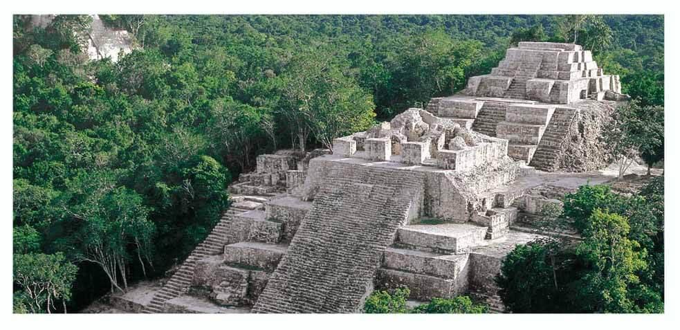 asentamientos mexicanos de los maya