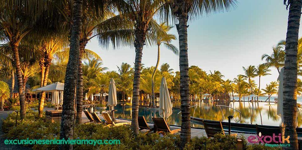 mejores hoteles riviera maya