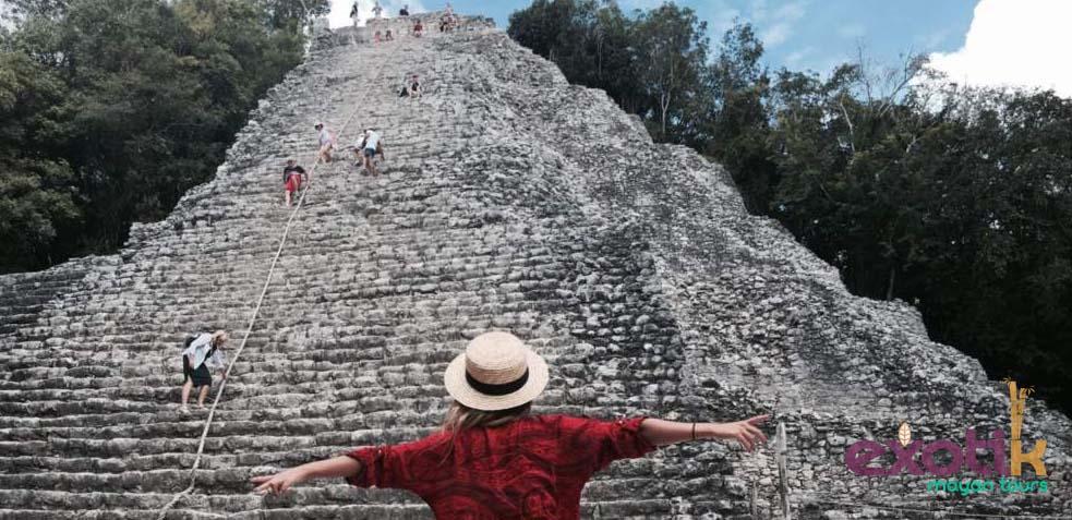 yacimientos arqueológicos en riviera maya