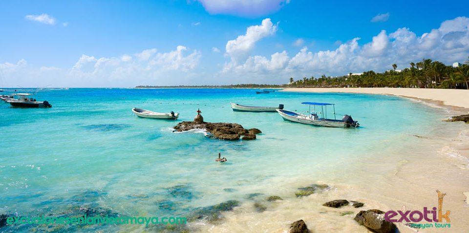Guia de viaje a Riviera Maya