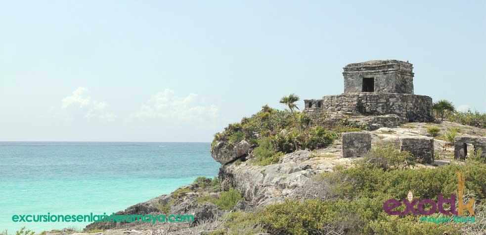 Ruinas Mayas de Chichen Itzá Riviera Maya