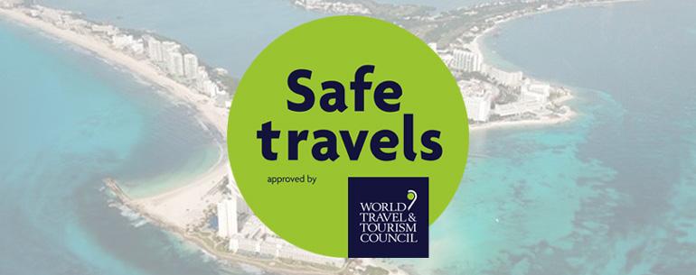 Cancún, primer destino en recibir el Sello de Seguridad Global en América